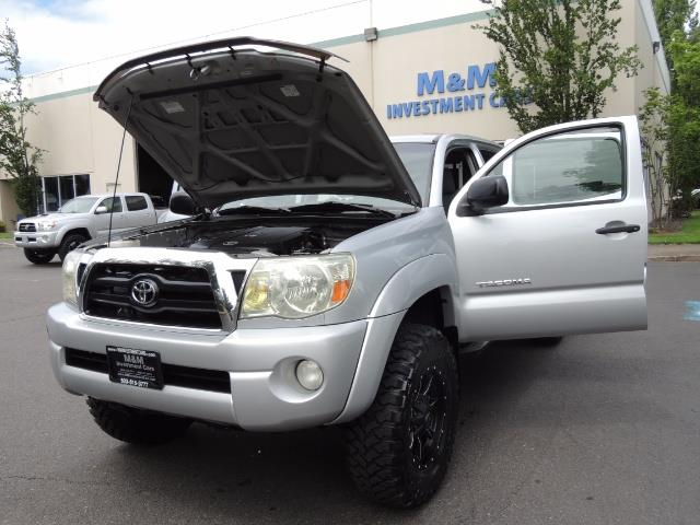 2005 Toyota Tacoma V6 Double Cab 4X4 TRD OFF RD REAR DIFF LOCK LIFTED - Photo 31 - Portland, OR 97217