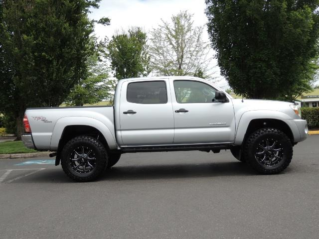 2005 Toyota Tacoma V6 Double Cab 4X4 TRD OFF RD REAR DIFF LOCK LIFTED - Photo 4 - Portland, OR 97217