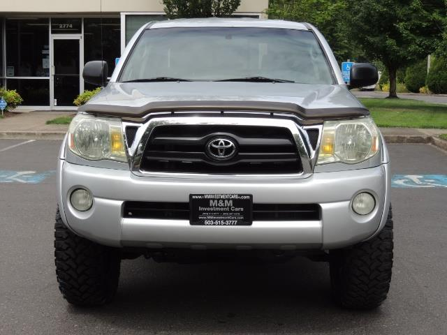 2005 Toyota Tacoma V6 Double Cab 4X4 TRD OFF RD REAR DIFF LOCK LIFTED - Photo 5 - Portland, OR 97217