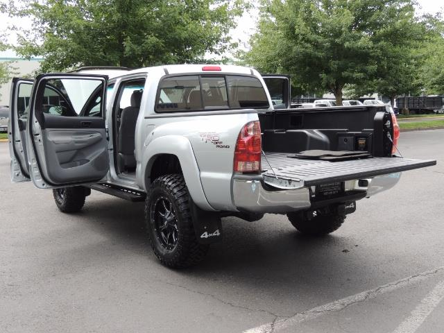 2005 Toyota Tacoma V6 Double Cab 4X4 TRD OFF RD REAR DIFF LOCK LIFTED - Photo 25 - Portland, OR 97217