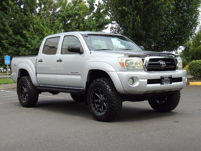 2005 Toyota Tacoma V6 Double Cab 4X4 TRD OFF RD REAR DIFF LOCK LIFTED - Photo 2 - Portland, OR 97217