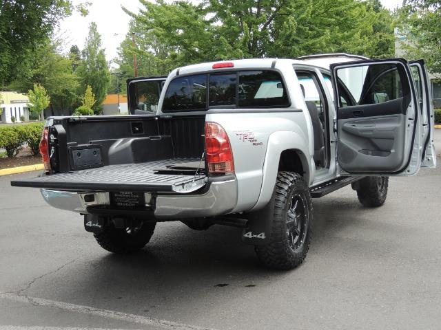 2005 Toyota Tacoma V6 Double Cab 4X4 TRD OFF RD REAR DIFF LOCK LIFTED - Photo 27 - Portland, OR 97217