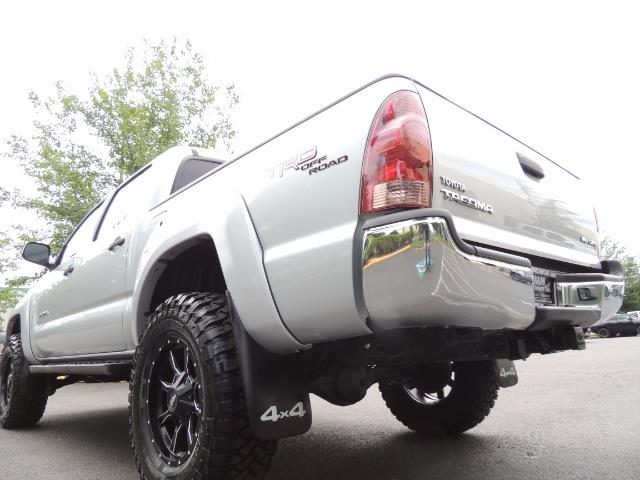 2005 Toyota Tacoma V6 Double Cab 4X4 TRD OFF RD REAR DIFF LOCK LIFTED - Photo 11 - Portland, OR 97217