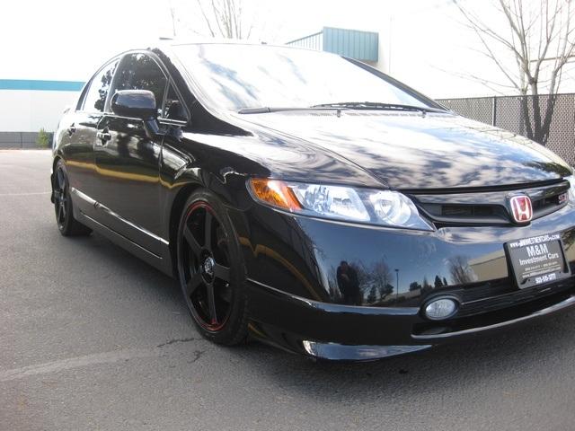 Honda Dealership Portland >> 2008 Honda Civic Si 6-SPEED ALL CUSTOM /SPORT KIT/RIMS/1-OWNER