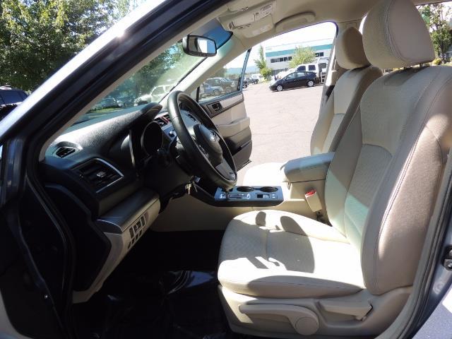 2015 Subaru Outback 2.5i Wagon AWD Paddle Shifts/ Backup CAM / 1-Owner - Photo 14 - Portland, OR 97217