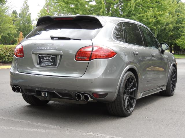 2014 Porsche Cayenne Turbo S / Panoramic Roof/ Burmester/  Niche Wheels - Photo 8 - Portland, OR 97217