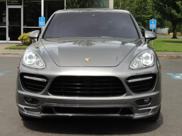 2014 Porsche Cayenne Turbo S / Panoramic Roof/ Burmester/  Niche Wheels - Photo 5 - Portland, OR 97217