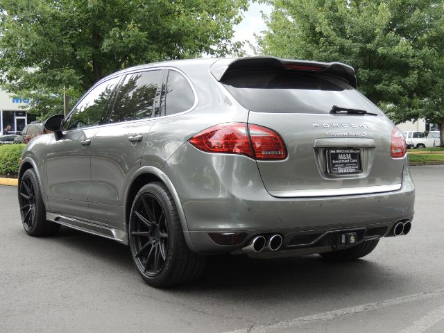 2014 Porsche Cayenne Turbo S / Panoramic Roof/ Burmester/  Niche Wheels - Photo 7 - Portland, OR 97217