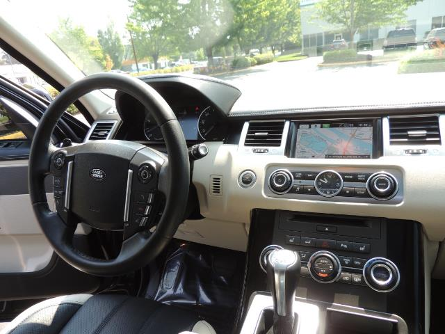 2013 Land Rover Range Rover Sport Autobiography / Sport / Supercharged / 1-OWNER - Photo 39 - Portland, OR 97217