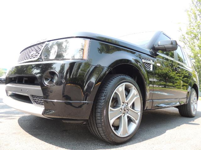 2013 Land Rover Range Rover Sport Autobiography / Sport / Supercharged / 1-OWNER - Photo 9 - Portland, OR 97217