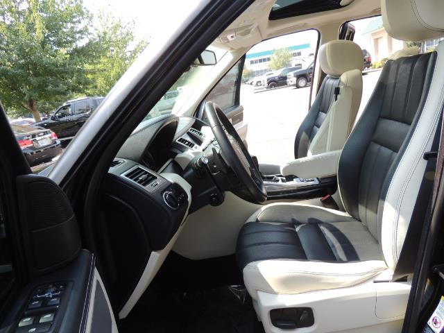 2013 Land Rover Range Rover Sport Autobiography / Sport / Supercharged / 1-OWNER - Photo 12 - Portland, OR 97217