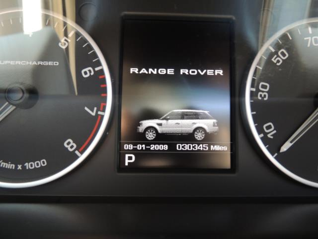 2013 Land Rover Range Rover Sport Autobiography / Sport / Supercharged / 1-OWNER - Photo 42 - Portland, OR 97217