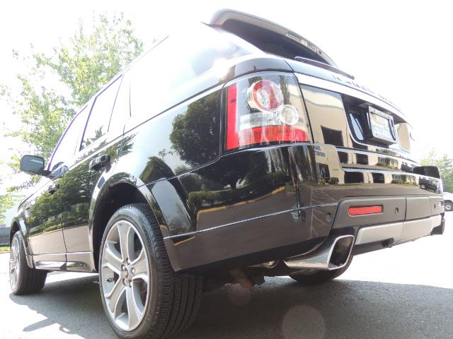 2013 Land Rover Range Rover Sport Autobiography / Sport / Supercharged / 1-OWNER - Photo 47 - Portland, OR 97217