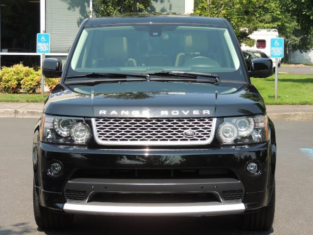 2013 Land Rover Range Rover Sport Autobiography / Sport / Supercharged / 1-OWNER - Photo 59 - Portland, OR 97217