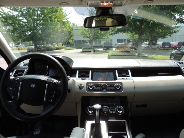2013 Land Rover Range Rover Sport Autobiography / Sport / Supercharged / 1-OWNER - Photo 35 - Portland, OR 97217