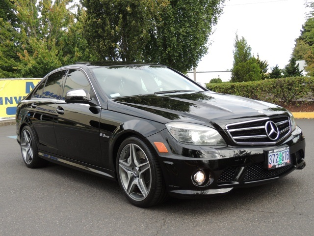2009 mercedes benz c63 amg navigation 487 hp excel cond for 2009 mercedes benz c63 amg