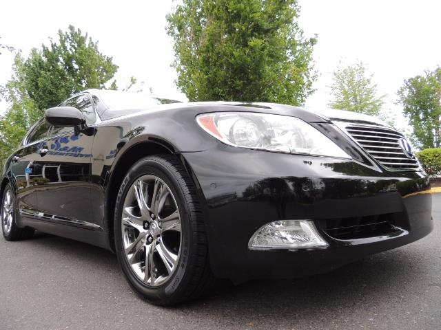 2008 Lexus LS 460 Luxury Sedan/ All Options/ Excellent Condition - Photo 10 - Portland, OR 97217