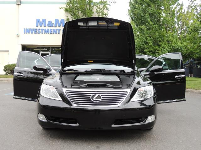 2008 Lexus LS 460 Luxury Sedan/ All Options/ Excellent Condition - Photo 40 - Portland, OR 97217