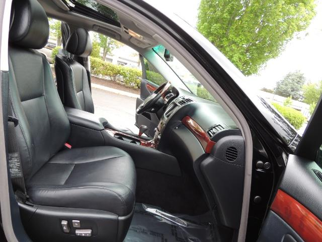 2008 Lexus LS 460 Luxury Sedan/ All Options/ Excellent Condition - Photo 17 - Portland, OR 97217