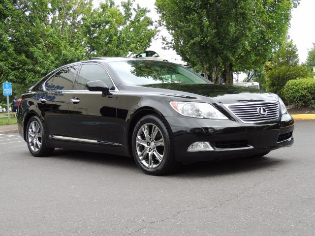 2008 Lexus LS 460 Luxury Sedan/ All Options/ Excellent Condition - Photo 2 - Portland, OR 97217