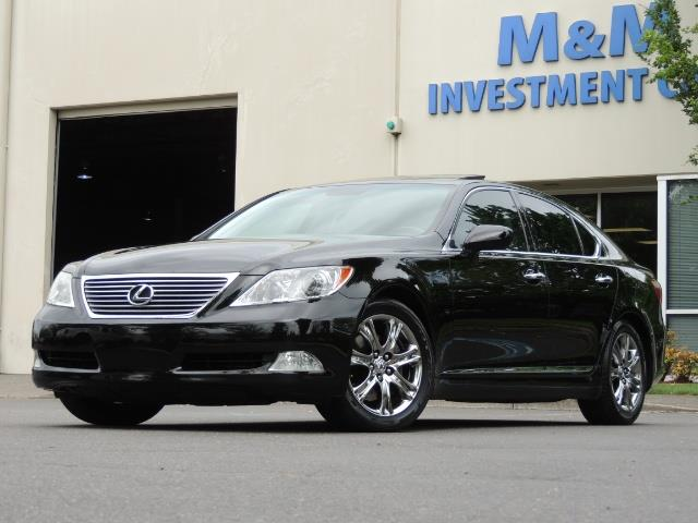 2008 Lexus LS 460 Luxury Sedan/ All Options/ Excellent Condition - Photo 44 - Portland, OR 97217