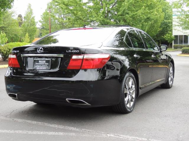 2008 Lexus LS 460 Luxury Sedan/ All Options/ Excellent Condition - Photo 8 - Portland, OR 97217