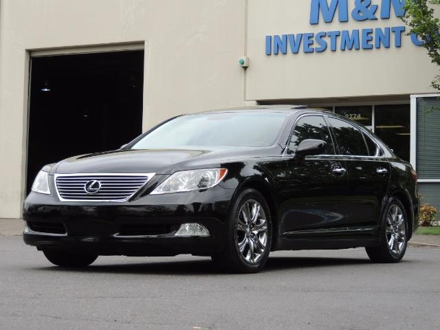 2008 Lexus LS 460 Luxury Sedan/ All Options/ Excellent Condition - Photo 43 - Portland, OR 97217