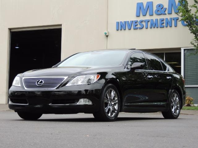 2008 Lexus LS 460 Luxury Sedan/ All Options/ Excellent Condition - Photo 1 - Portland, OR 97217