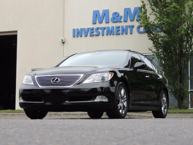 2008 Lexus LS 460 Luxury Sedan/ All Options/ Excellent Condition - Photo 42 - Portland, OR 97217