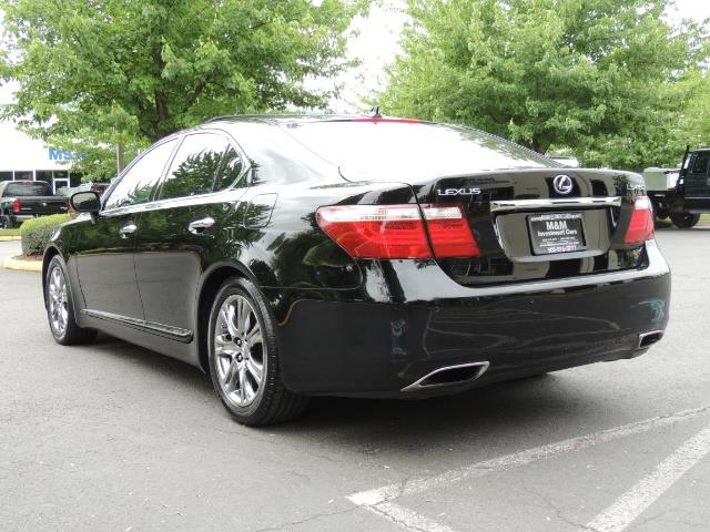 2008 Lexus LS 460 Luxury Sedan/ All Options/ Excellent Condition - Photo 7 - Portland, OR 97217