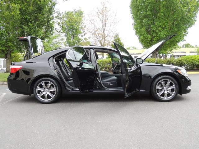 2008 Lexus LS 460 Luxury Sedan/ All Options/ Excellent Condition - Photo 23 - Portland, OR 97217