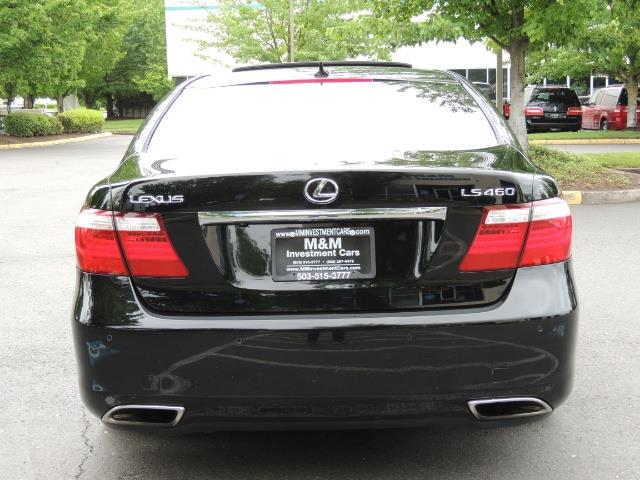 2008 Lexus LS 460 Luxury Sedan/ All Options/ Excellent Condition - Photo 6 - Portland, OR 97217