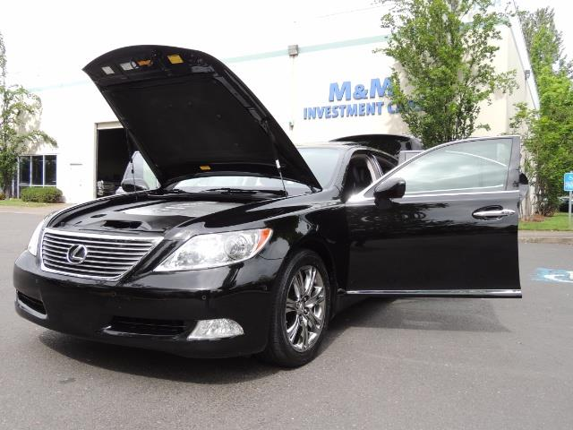 2008 Lexus LS 460 Luxury Sedan/ All Options/ Excellent Condition - Photo 41 - Portland, OR 97217