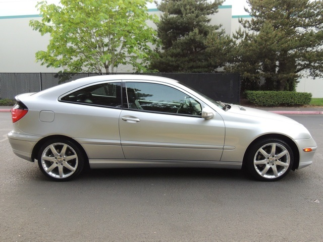 2002 mercedes benz c230 kompressor leather automatic for 2002 mercedes benz c230 kompressor