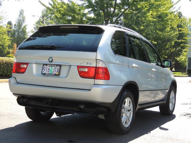 2005 BMW X5 3.0i / AWD / Leather / Heats Seats/ Panoramic Sunr - Photo 8 - Portland, OR 97217