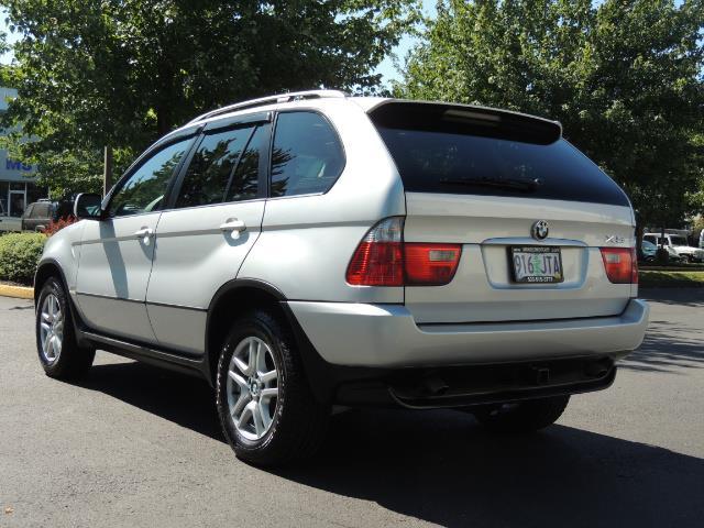 2005 BMW X5 3.0i / AWD / Leather / Heats Seats/ Panoramic Sunr - Photo 7 - Portland, OR 97217