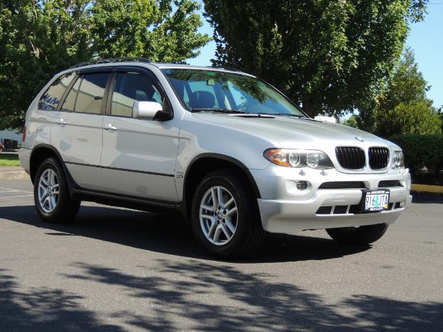 2005 BMW X5 3.0i / AWD / Leather / Heats Seats/ Panoramic Sunr - Photo 2 - Portland, OR 97217