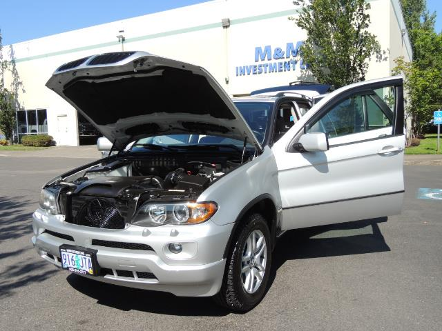 2005 BMW X5 3.0i / AWD / Leather / Heats Seats/ Panoramic Sunr - Photo 25 - Portland, OR 97217