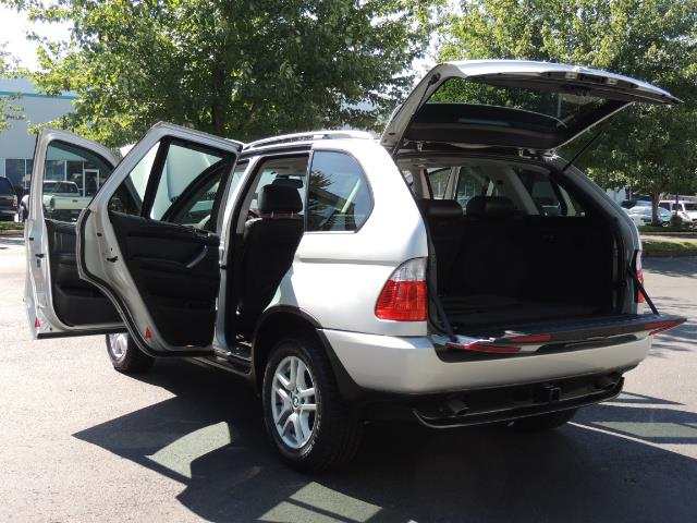 2005 BMW X5 3.0i / AWD / Leather / Heats Seats/ Panoramic Sunr - Photo 27 - Portland, OR 97217