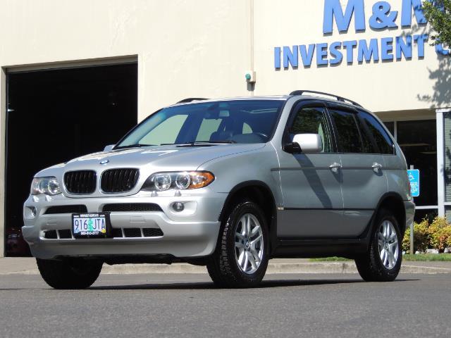2005 BMW X5 3.0i / AWD / Leather / Heats Seats/ Panoramic Sunr - Photo 48 - Portland, OR 97217