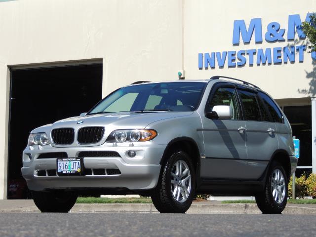 2005 BMW X5 3.0i / AWD / Leather / Heats Seats/ Panoramic Sunr - Photo 49 - Portland, OR 97217