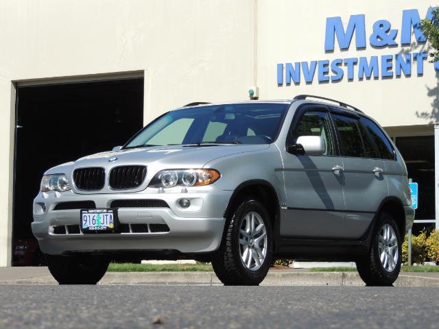 2005 BMW X5 3.0i / AWD / Leather / Heats Seats/ Panoramic Sunr - Photo 46 - Portland, OR 97217