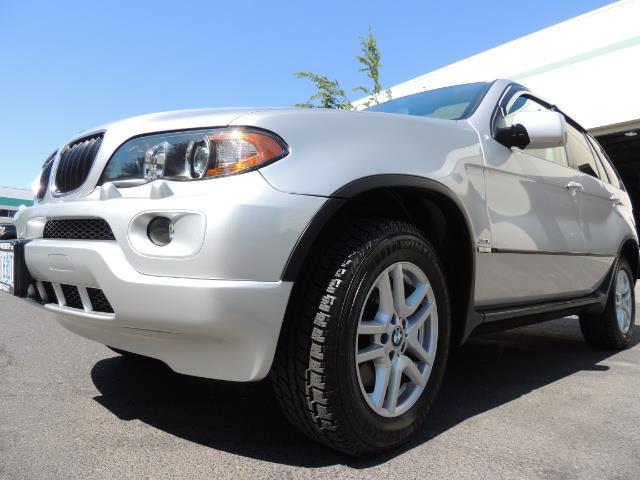 2005 BMW X5 3.0i / AWD / Leather / Heats Seats/ Panoramic Sunr - Photo 9 - Portland, OR 97217