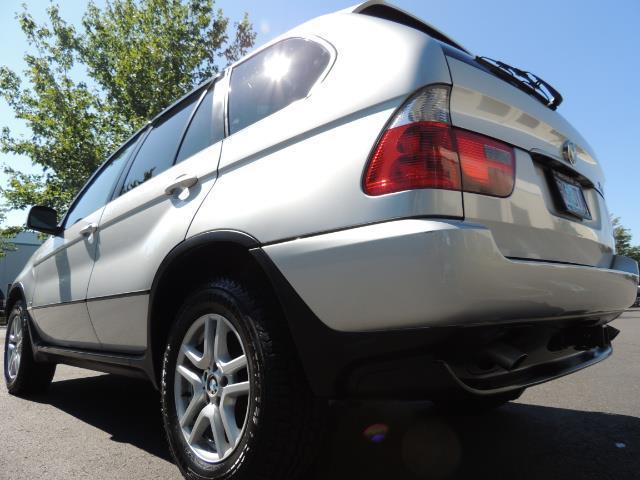 2005 BMW X5 3.0i / AWD / Leather / Heats Seats/ Panoramic Sunr - Photo 59 - Portland, OR 97217