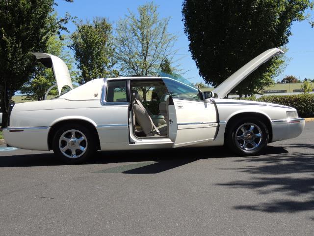 1997 Cadillac Eldorado 2DR COUPE / LEATHER / SUNROOF / EXCEL COND - Photo 30 - Portland, OR 97217
