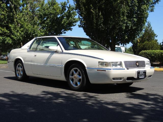 1997 Cadillac Eldorado 2DR COUPE / LEATHER / SUNROOF / EXCEL COND - Photo 2 - Portland, OR 97217
