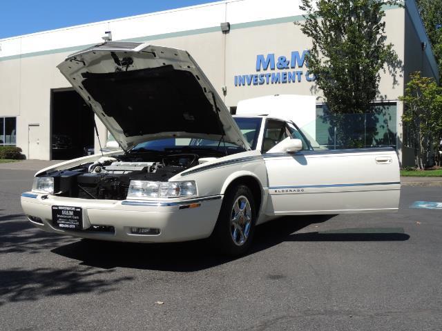 1997 Cadillac Eldorado 2DR COUPE / LEATHER / SUNROOF / EXCEL COND - Photo 25 - Portland, OR 97217