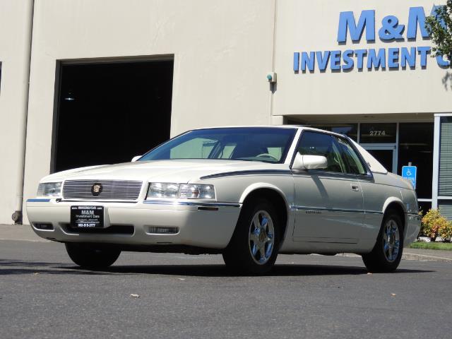 1997 Cadillac Eldorado 2DR COUPE / LEATHER / SUNROOF / EXCEL COND - Photo 41 - Portland, OR 97217