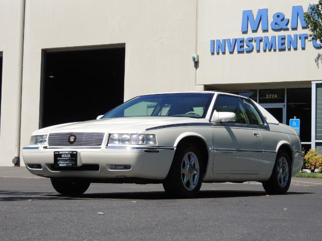 1997 Cadillac Eldorado 2DR COUPE / LEATHER / SUNROOF / EXCEL COND - Photo 42 - Portland, OR 97217