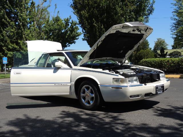 1997 Cadillac Eldorado 2DR COUPE / LEATHER / SUNROOF / EXCEL COND - Photo 31 - Portland, OR 97217